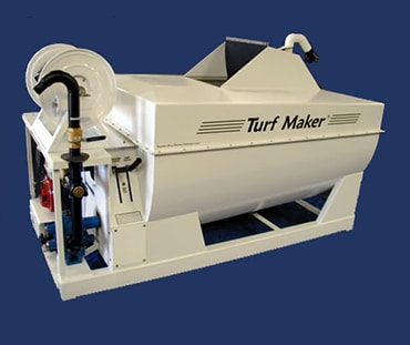 Turf maker